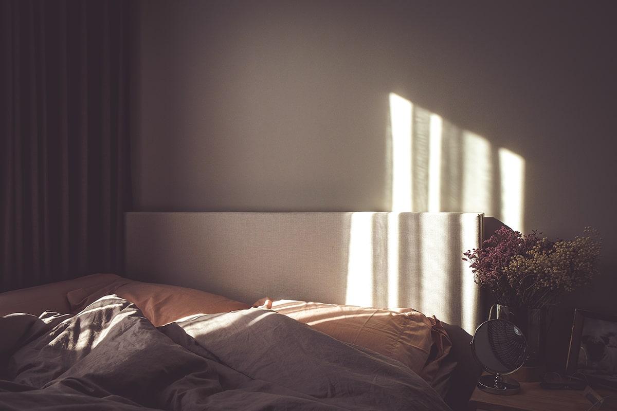 Good environment for sleep